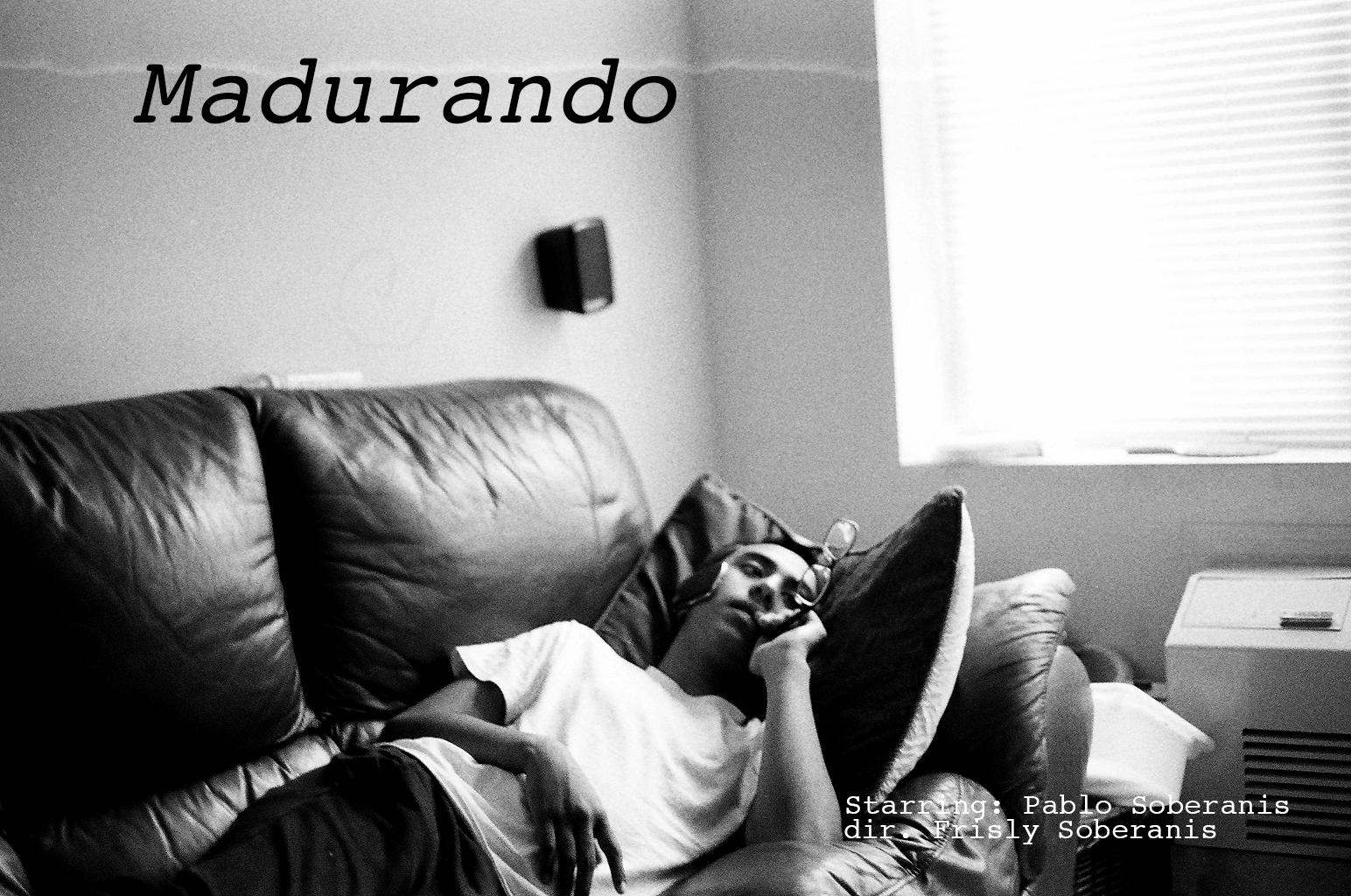 Madurando Poster